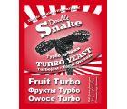Турбо дрожжи Double Snake Fruit Turbo