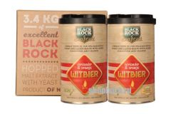 Cолодовый экстракт Black Rock Craft Witbier