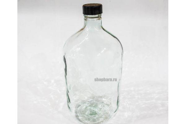 Бутыль винная Казацкая 12,5 л