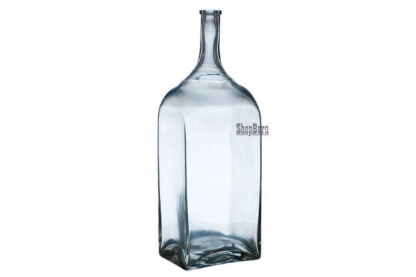Стеклянная бутылка Магарыч 10 литров