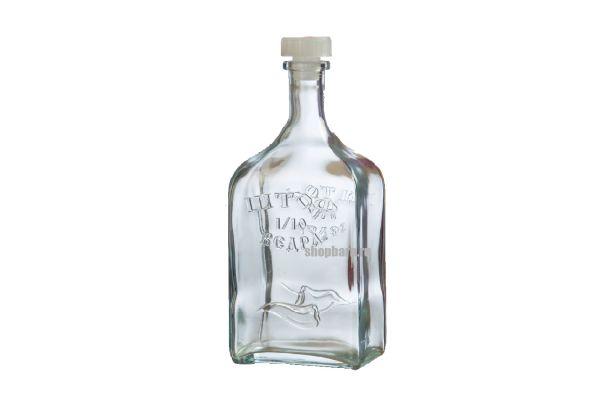 Бутылка стеклянная Штоф 1200 мл