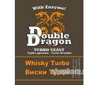 Дрожжи спиртовые турбо DoubleDragon Whisky