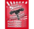 Турбо дрожжи Double Snake Fruit Turbo