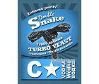 Дрожжи спиртовые турбо Double Snake C STAR Vodka