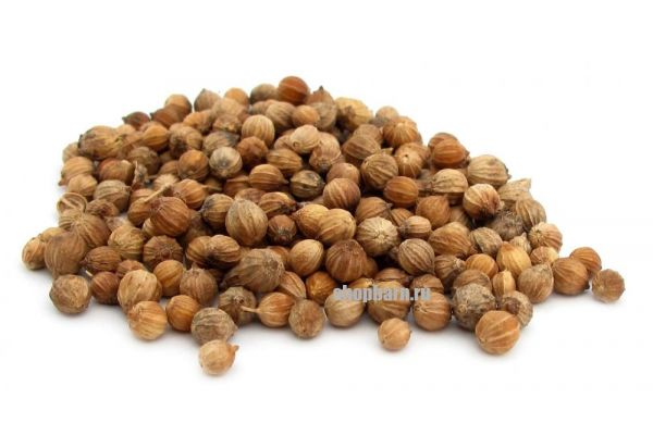 Кориандр в зернах, 50 гр