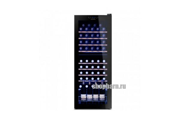 Компрессорный винный шкаф Dunavox DXFH-54.150