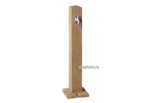Садовая колонка для воды «Wood tap pillar»
