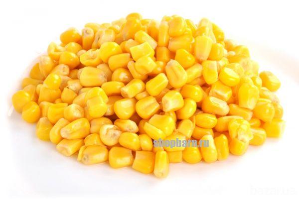 Кукуруза несоложёная дробленая