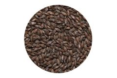 Солод ячменный жженый Black Malt EBC 1300-1500 (Viking Malt) 1кг