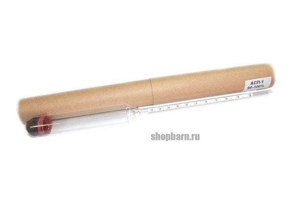 Спиртометр точный АСП-1 90-100%