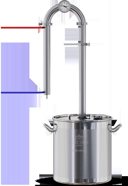 Самогонный аппарат люкссталь отзывы и цена самогонные аппараты crystal